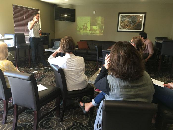 customer service addressed at recent Pulaski chamber seminar